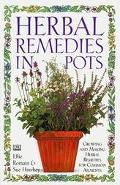 Herbal Remedies in Pots - Effie Romain - Hardcover