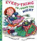 Everything to Spend the Night from A to Z - Ann Whitford Paul - Hardcover - 1 ED