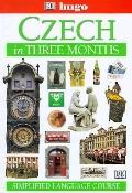 Hugo: Czech In Three Months (with Cassette), Vol. 4 - Hugo's Language Books