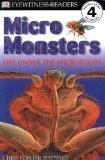 DK Readers: Micromonsters (Level 4: Proficient Readers)