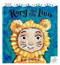 Rory and the Lion - Jane Cabrera - Hardcover - 1 AMER ED