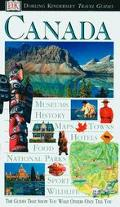 Dk Eyewitness Travel Guides Canada