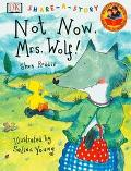 Not Now, Mrs. Wolf - Shen Roddie - Paperback - 1 AMER ED