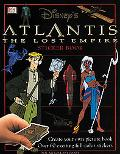 Disney's Atlantis: The Lost Empire (Ultimate Sticker Book Series)