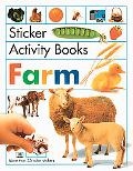 Sticker Activity Book: Farm