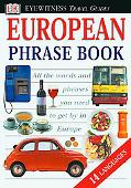 DK Eyewitness Travel Guides European Phrase Book