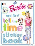 Barbie My First Tell the Time