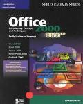 Microsoft Office 2000 Introductory Concepts and Techniques