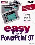 Easy PowerPoint 97