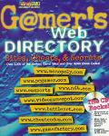 Gamer's Web Directory: Sites, Cheats, and Secrets - Mark Salzman - Hardcover - BK&CD ROM