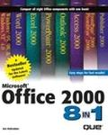 Microsoft Office 2000 8 in 1