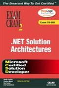 .Net Solution Architectures Exam Cram 2  Exam 70-300