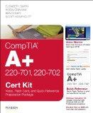 CompTIA A+ 220-701 and 220-702 Cert Kit: Video, Flash Card and Quick Reference Preparation P...