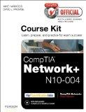 CompTIA Official Academic Course Kit: CompTIA Network+ N10-004, without Voucher (Comptia Off...