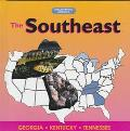 The Southeast (Disc Amer) (Oop) (Discovering America)