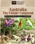 Australia: The Unique Continent - Fred L. Israel - Hardcover