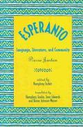 Esperanto Language, Literature, and Community