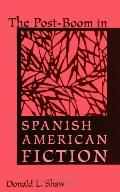 Post-Boom in Spanish American Fiction