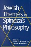 Jewish Themes in Spinoza's Philosophy