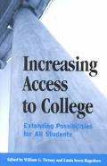 Increasing Access to College Extending Possibilities for All Students