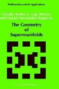 Geometry of Supermanifolds