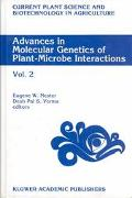 Advances in Molecular Genetics of Plant-Microbe Interactions Proceedings of the 6th Internat...