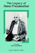 Legacy of Hans Freudenthal