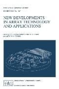 New Developments in Array Technology and Applications Proceedings of the 167th Symposium of ...