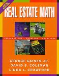 Real Estate Math Explanations, Problems, Solutions