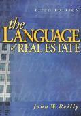 Language of Real Estate