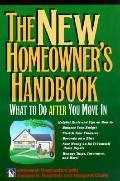 The New Homeowner's Handbook: What To Do After You Move In - Nehemiah Corporation - Paperback