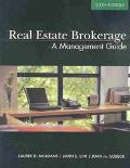 Real Estate Brokerage A Management Guide