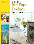 Modern Real Estate Practice in New York For Salespersons And Brokers