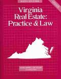 Virginia Real Estate Practice & Law