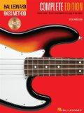 Hal Leonard Bass Method - Complete Edition: Books 1, 2 and 3 Bound Together in One Easy-to-U...