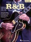 R&B Book Easy Guitar