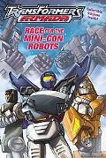 Transformers Armada Race for the Mini-Con Robots