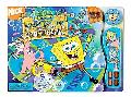 Spongebob Squarepants Bikini Bottom Electronic Book of Games