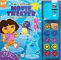 Nick Jr. Dora & Friends Movie Theater Storybook & Movie Projector