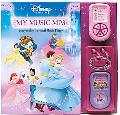 Disney Princess My Pod Storybook and Music Player