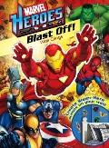 Marvel Heroes Blast off! Wall Clings