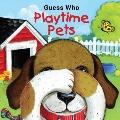 Guess Who Playtime Pets (Guess Who?)