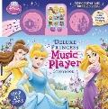 Disney Princess Music Player Storybook with Docking Station: Deluxe edition