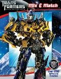 Transformers 3 Mix and Match