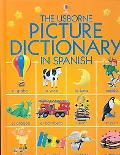 Usborne Picture Dictionary in Spanish