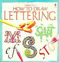 How to Draw Lettering