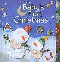 Baby's First Christmas (Baby Board Books with CD Baby Board Books with CD)