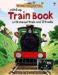 Wind-Up Train Book with Other