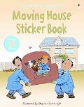 Moving House Sticker Book (Usborne First Experiences Series)