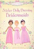 Sticker Dolly Dressing Bridesmaids
